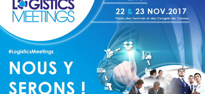 Transports Coue au salon Logistics Meetings 2017
