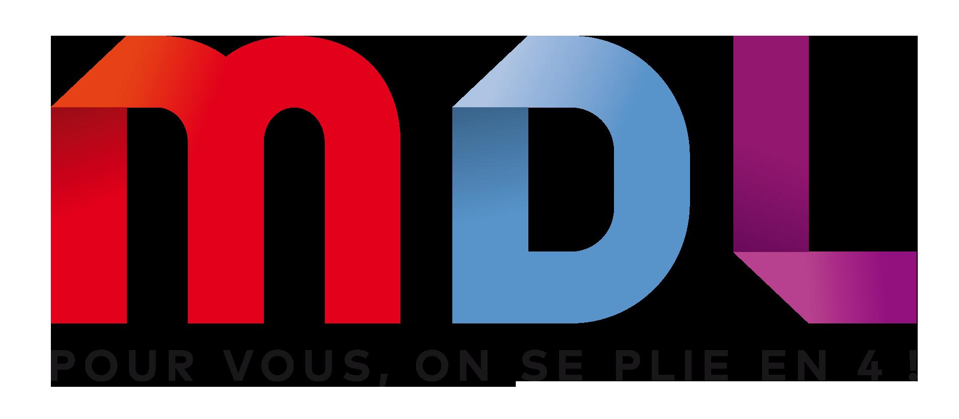 Logo MDL Nîmes