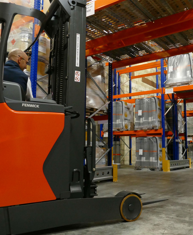 Transports Coué Logistique produits Sensibles