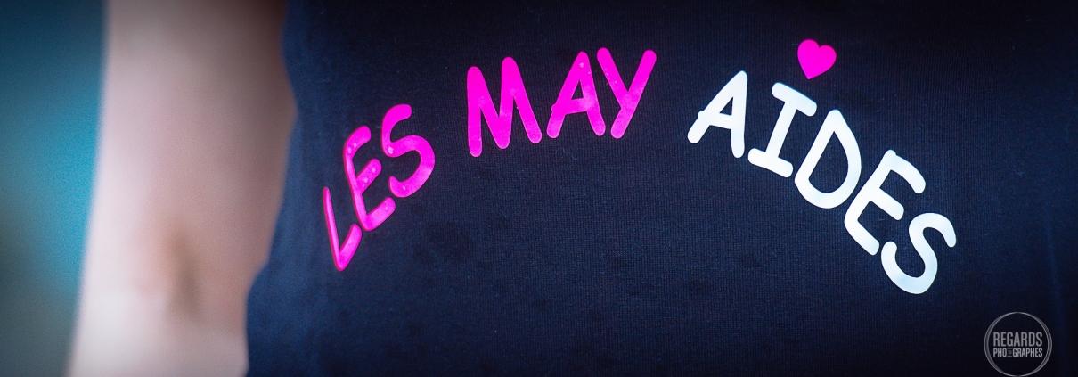 Les Transports Coué sponsorinsent les May-aides