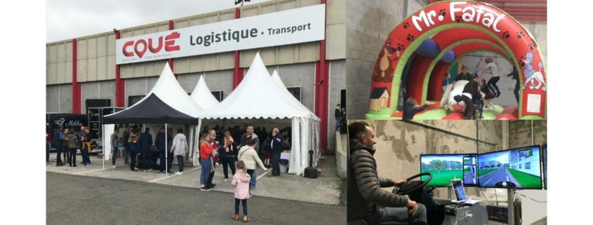 Transports Coué porte ouverte aux familles 05-10-2019