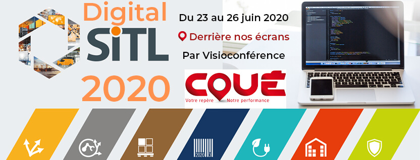 Transports Coué au SITL 2020 en version digital derriere nos ecrans