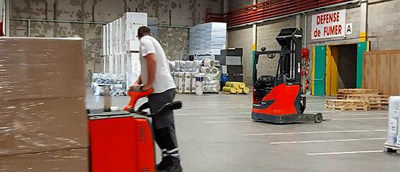 Transports coue specialiste logistique stockage entrepot matieres dangereuses ICPE