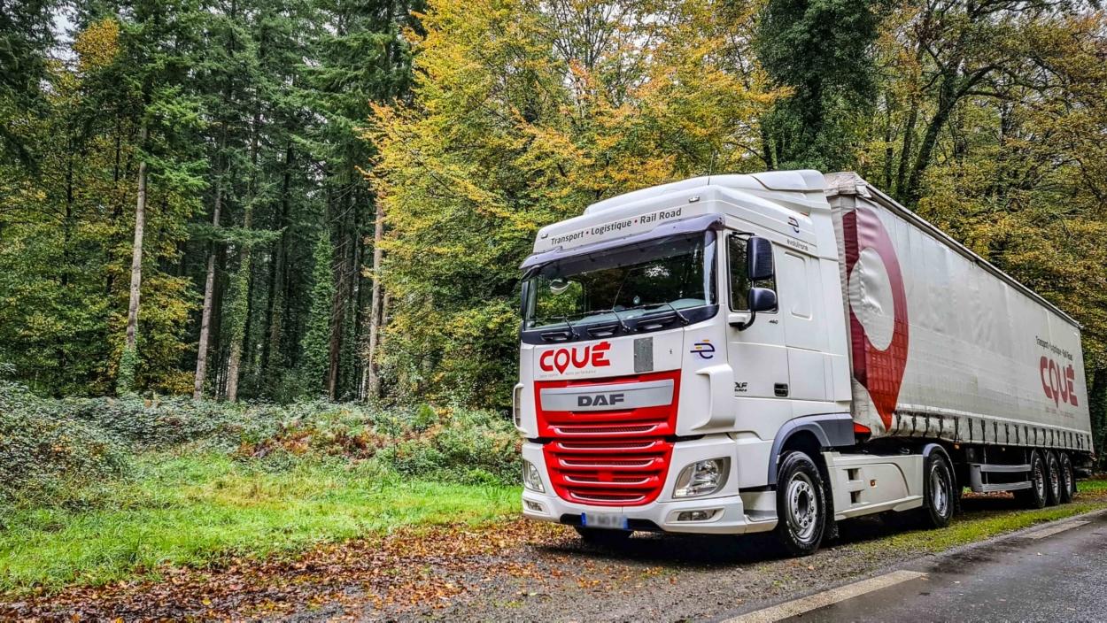 Transports Coué certification charte label CO2 environnement