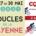 Transports Coué et Groupe TRM aux Boucles de la Mayenne dans une voiture suiveuse