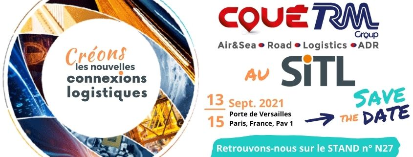 Transport Coué and TRM at the SITL trade show