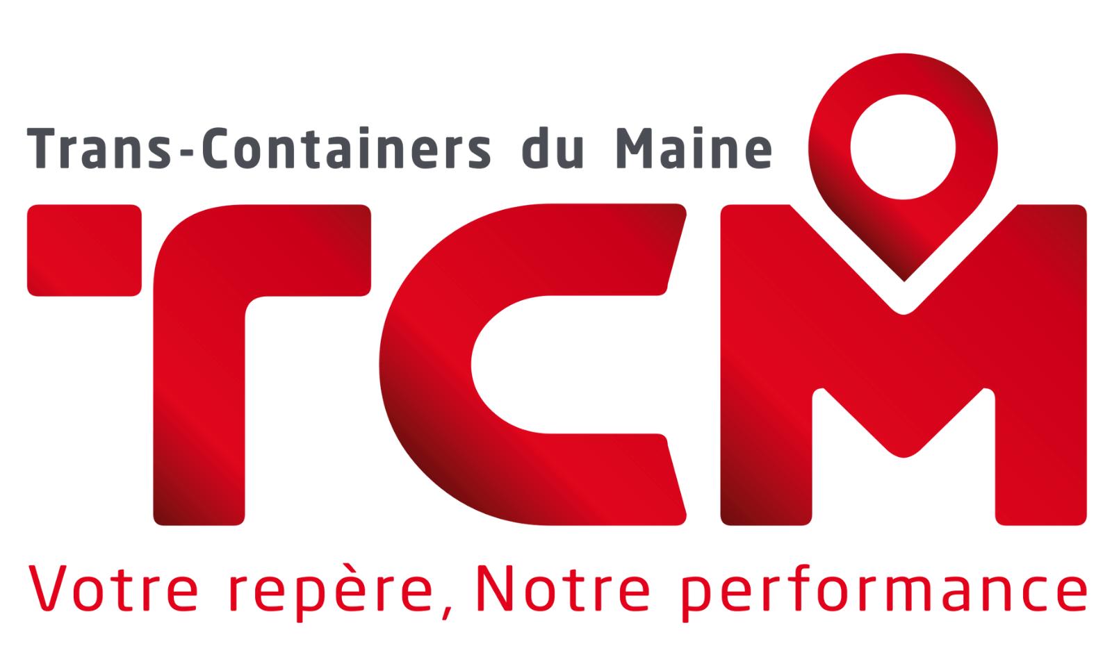 Logo Trans-Containers du Maine