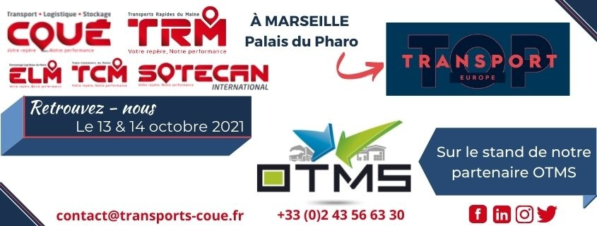 Coué Group at the Top Transport with OTMS